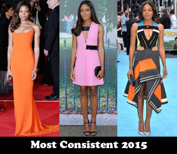 Most Consistent 2015 – Naomie Harris