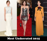 Most Underrated 2015 – Dakota Johnson