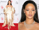 Rihanna In Christian Dior Couture - The Clara Lionel Foundation 2nd Annual Diamond Ball