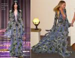 Rita Ora In Atelier Versace - X Factor
