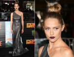 Teresa Palmer In Prada - 'Point Break' LA Premiere