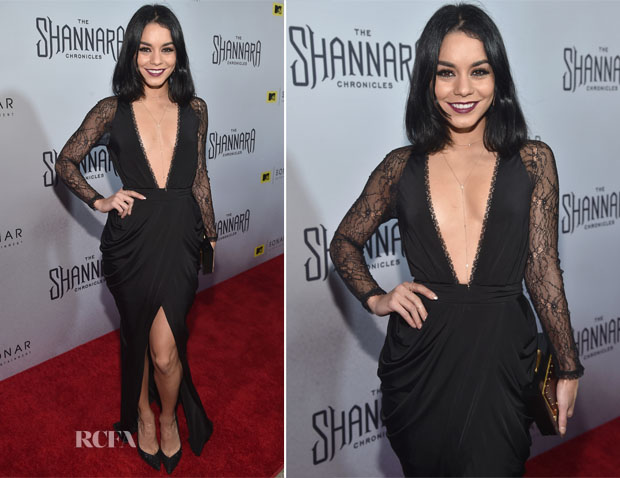 Vanessa Hudgens In House of CB - 'The Shannara Chronicles' LA Premiere