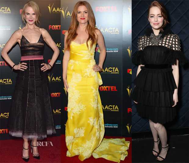 6th Annual AACTA International Awards