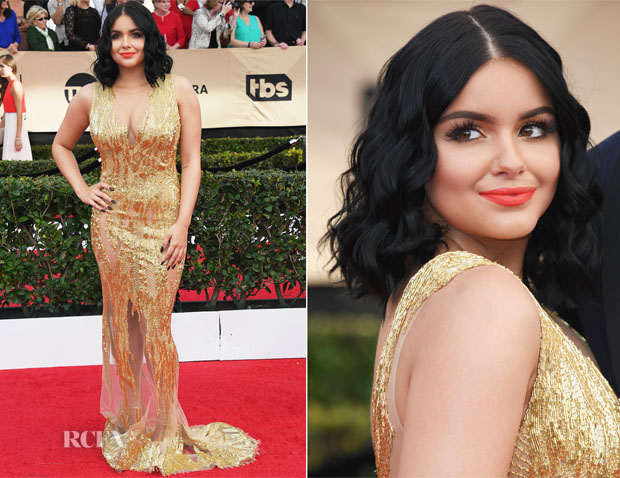 Ariel Winter in Mikael D - 2017 SAG Awards