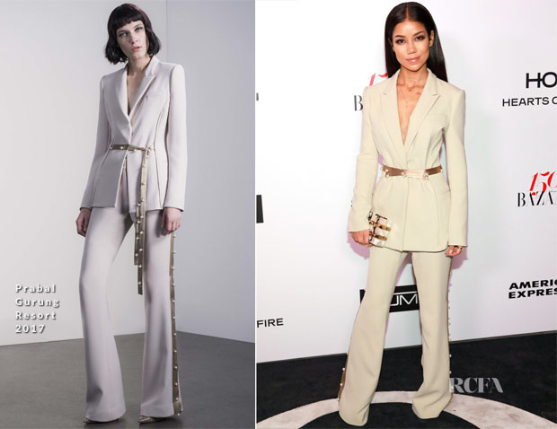 Jhene Aiko In Prabal Gurung - Harper's Bazaar Celebrates 150 Most Fashionable Women