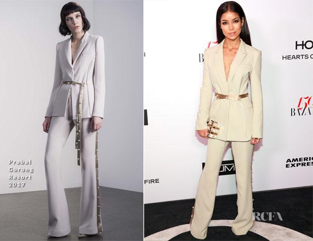 Jhene Aiko In Prabal Gurung - Harper's Bazaar Celebrates 150 Most Fashionable Women