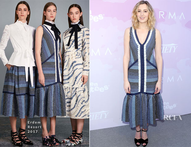 Laura Carmichael In Erdem - Variety's Celebratory Brunch