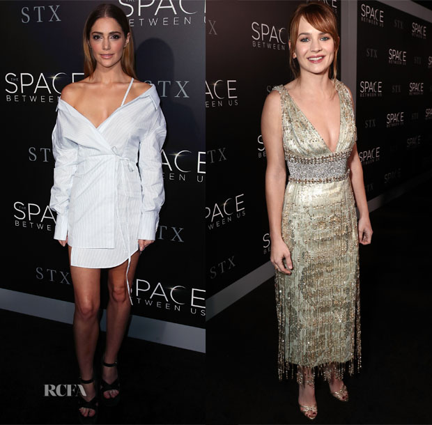 'The Space Between Us' LA Premiere