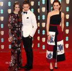 2017 BAFTAs Red Carpet Roundup