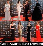 Who Was Your Best Dressed At The 2017 Goya Awards?