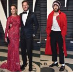 2017 Vanity Fair Oscar Party Menswear Roundup
