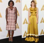 89th Annual Academy Awards Nominee Luncheon Red Carpet Roundup