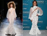 Aja Naomi King In Michael Costello - Essence Black Women In Hollywood Awards