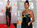 Alesha Dixon In Moschino - 2017 BRIT Awards