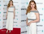 Amy Adams In Chanel - British Academy Film Awards Nominees Party