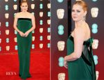 Amy Adams In Tom Ford - 2017 BAFTAs