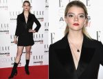 Anya Taylor-Joy In Burberry - 2017 Elle Style Awards