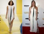 Ashley Greene In Akris - 'In Dubious Battle' LA Premiere