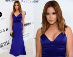 Ashley Tisdale In Narciso Rodriguez - Elton John AIDS Foundation's Academy Awards Viewing Party