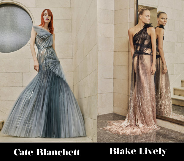 Atelier Versace Spring 2017 Couture Red Carpet Wish List