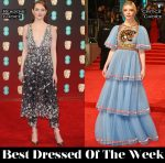 Best Dressed Of The Week - Anya Taylor-Joy In Gucci, Emma Stone In Chanel Couture, Timothee Chalamet In Berluti & Robert Pattinson In Dior Homme