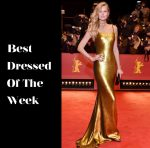 Best Dressed Of The Week - Toni Garrn In BOSS