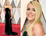 Busy Philipps In Elizabeth Kennedy - 2017 Oscars
