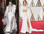 Chrissy Teigen In Zuhair Murad Couture - 2017 Oscars