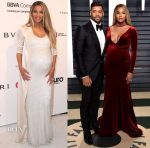 Ciara In August Getty Atelier & Jovani Signature - 2017 Oscar Parties