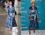 Cynthia Erivo In Kenzo - Essence Black Women In Hollywood Awards