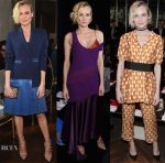 Diane Kruger Front Row @ NYFW Fall 2017