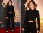 Emma Watson In 3.1 Phillip Lim - 'Beauty and the Beast' London Photocall