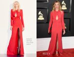 Faith Hill In Zuhair Murad - 2017 Grammy Awards