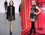 Gwen Stefani In David Koma - Choose Love Valentine's Day Event