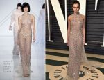 Hailee Steinfeld In Ralph & Russo Couture - 2017 Vanity Fair Oscar Party