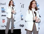 Isabelle Huppert In Chloé - 2017 Film Independent Spirit Awards