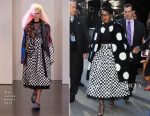 Janelle Monáe In Marc Jacobs & Kate Spade New York - Good Morning America