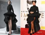 Janelle Monae In Ashi Studio Couture - 2017 NAACP Image Awards