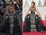 Janelle Monae In Elie Saab Couture - 2017 Oscars
