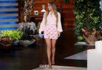 Jennifer Lopez In Michael Kors & Balmain - The Ellen DeGeneres Show