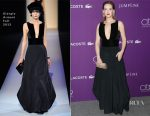 Jess Weixler In Giorgio Armani - 19th Costume Designers Guild Awards