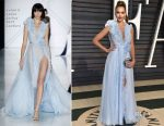 Jessica Alba In Ralph & Russo Couture - 2017 Vanity Fair Oscar Party