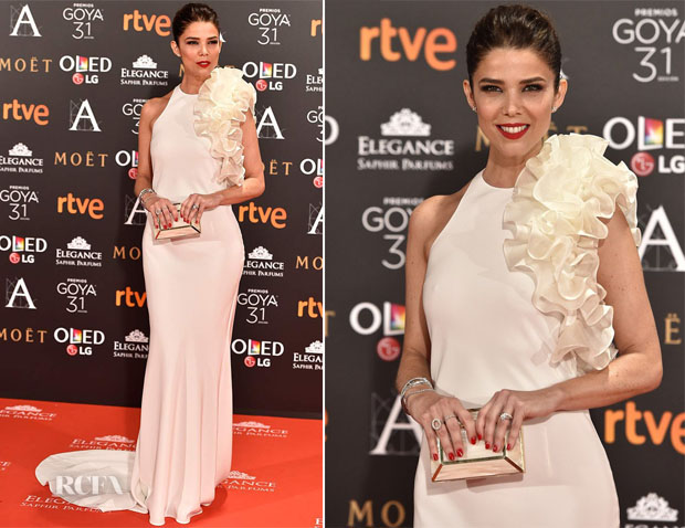 Juana Acosta In The 2nd Skin Co. - 2017 Goya Awards