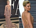 Kate Hudson In Cavalli Couture - 2017 Vanity Fair Oscar Party