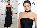 Katharine McPhee In Amanda Wakeley - Elton John's AIDS Foundation's Academy Awards Viewing Party