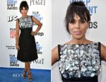 Kerry Washington In Prada - 2017 Film Independent Spirit Awards