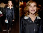 Kiernan Shipka In Prada - 'Mad Men' Book Launch