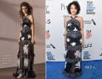 Kiersey Clemons In Prabal Gurung - 2017 Film Independent Spirit Awards