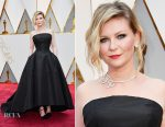 Kirsten Dunst In Christian Dior Couture - 2017 Oscars