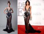 Lucy Mecklenburgh In Berta - 'Fifty Shades Darker' London Premiere